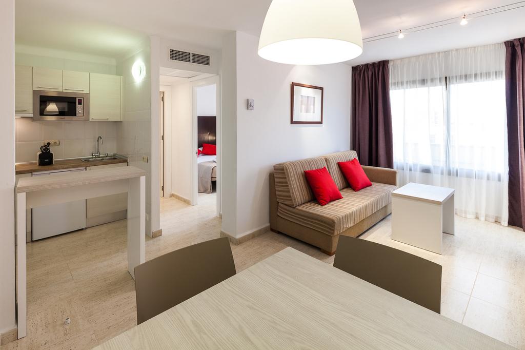 El Aparhotel Ibiza Heaven Apartments